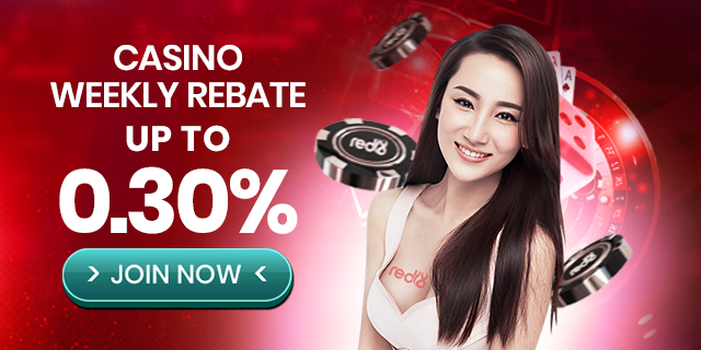 Casino Promotions Live Casino Weekly Rebates Red18